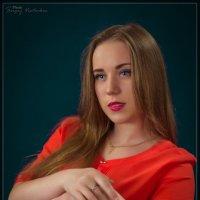 Портрет девушки :: Сергей Винтовкин