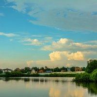 Озеро :: Викка Шкунова
