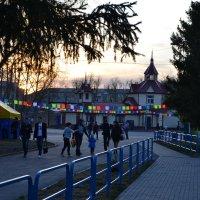 Центральный парк :: Ирина Макарова