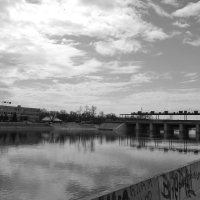 Курганское водохранилище :: Ирина Макарова