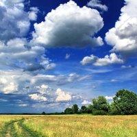 И поведали мне облака... :: Юрий Морозов