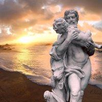 Скульптура автора Ignaz Lengelacher :: Оксана Ветрова