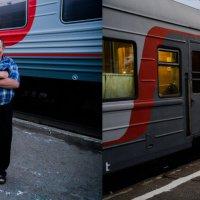 Пассажиры :: Алёна Кочеткова