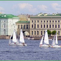 Яхты на Неве :: vadim