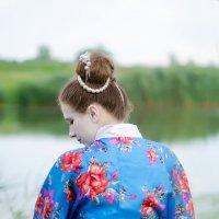 Образ гейши. Получилось? :: Анастасия Королева