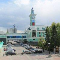 Пригородный вокзал. :: Олег Афанасьевич Сергеев