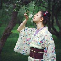Японские мотивы :: Eugeni Lis