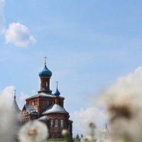 Николо-Георгиевский храм, Смогири :: Наталья Лезина