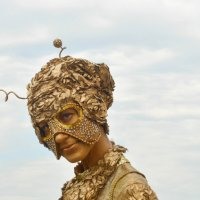 Золотая бабочка :: Анастасия Радыно