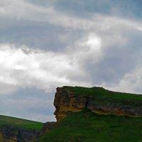 "Гора "" Женщина в кокошнике"" :: Marina Timoveewa"