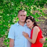 Александр и Татьяна :: Екатерина Тимашева