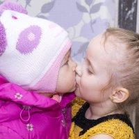 поцелуйчик :: Ульяна Березина