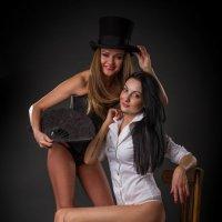Юлия и Ирина :: Elena