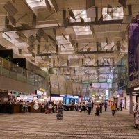 Аэропорт Сингапура :: Slava Hamamoto