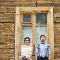 Rustic wedding :: Anna Petry