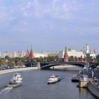 Москва :: Владимир Клюев