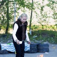 гори гори ясно, чтобы не погасло :: Ульяна Березина