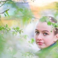 Портрет весны :: Лариса Фёдорова