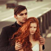 Саша и Андрей :: марина полянская