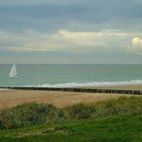 Морской пейзажик) :: Marina de Weerdt