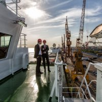 Mare Island Shipyard :: Татьяна Чеботарь