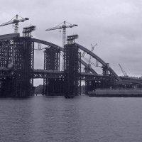 Строится мост :: Ростислав