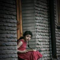 Она заметила меня ... :: Sulkhan Gogolashvili