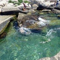 Я спросил, не холодная ли в море вода... :: Бояринцев Анатолий
