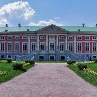 Дворец в усадьбе кусково :: Светлана .