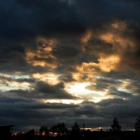 Последний закат мая :: Алексей Масалов