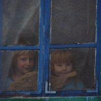 Окно в мир. :: Богославцев Игорь Анатольевич