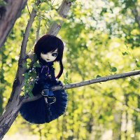 Лесной дух... :: Мария Дергунова