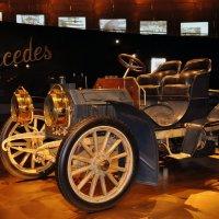 Mercedes 1908 - 1909 :: Georg Förderer