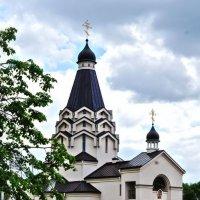 Церковь Святого Великомученика Георгия Победоносца в Купчино :: Виктория Жуланова