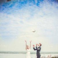 Свадебная прогулка :: Екатерина Буслаева Буслаева