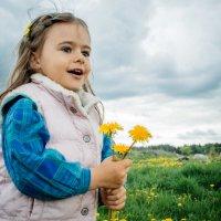 Букет перед грозой :: Ольга Капустина