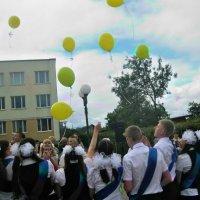 линейка 2014 :: Анжела Швед