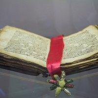 прошлое,хранится в книгах :: Альбина Еликова