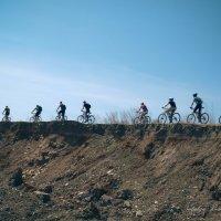 Велопрогулка :: Nataliya Belova