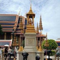 Резиденция Короля в Бангкоке :: Сергей Карцев