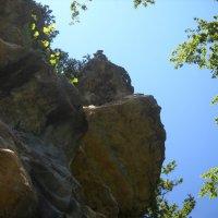 Скалы :: Arusia Davrisheva