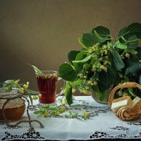 Чай с липовым цветом :: Ирина Приходько