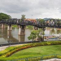 мост смерти (Тайланд) :: Александр Катаев