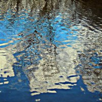 Отражение в реке :: Татьяна Королёва