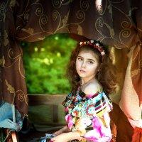 Цыганка Аза :: Наташа Родионова