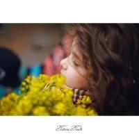 Желтые цветы :: Tatiana Treide