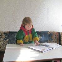 Катя. Полтора года :: Татьяна Георгиевна