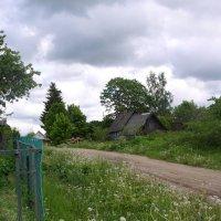 Старый дом :: Нименская Елена