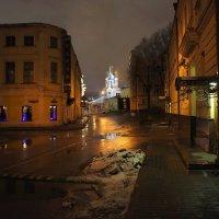 Бродников переулок :: марк