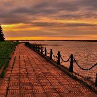 Прогулка на закате :: Андрей Куприянов